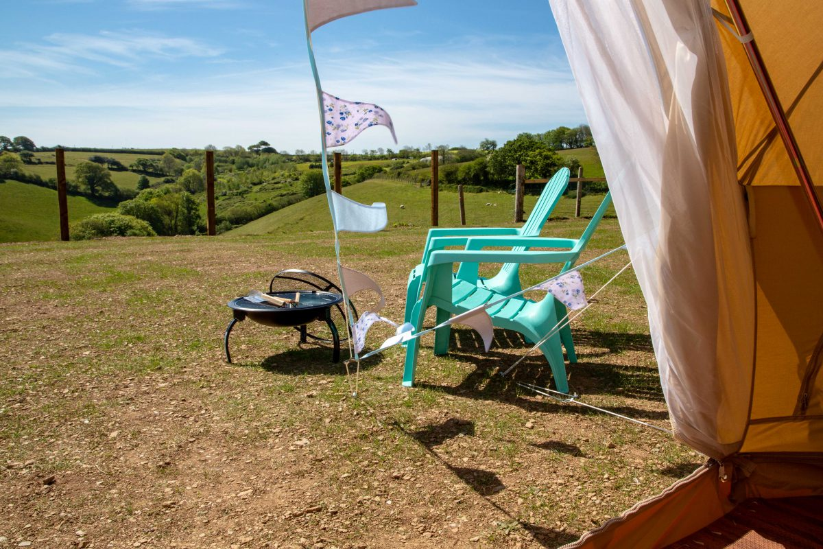 The Oaks Holiday Park: Glamping with the best views of the Park