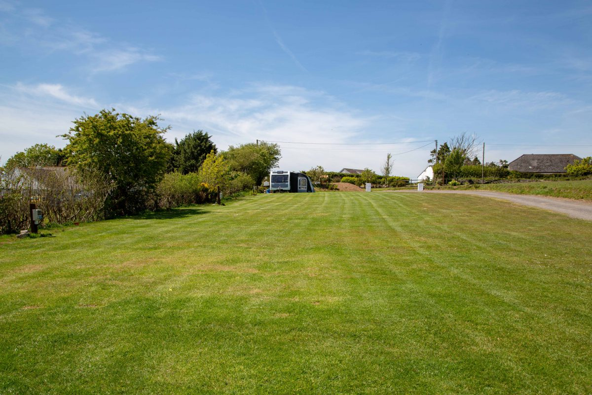 The Oaks Holiday Park Touring Pitches